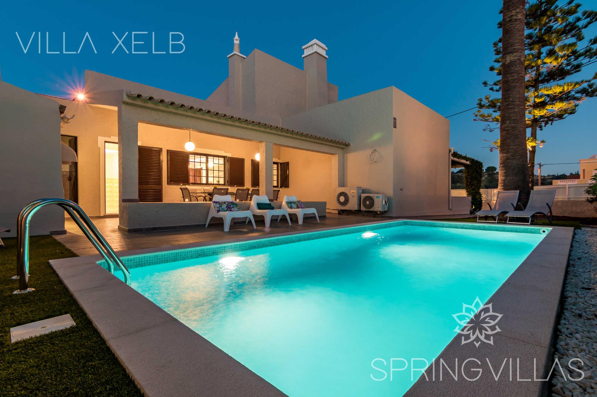 Private Villas In Portugal villa xelb - springvillas - 4 bedrooms, sleeps 10 in algarve